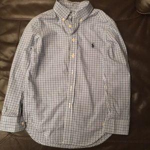 Ralph Lauren polo shirt boys 8